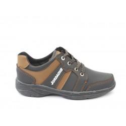 3/18-COMFORT-980-Чёрный-коричневый.