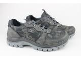 Ботинки мужские демисезонные -DAGO-M21-01 Чёрный