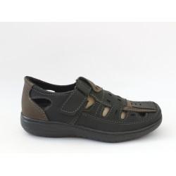 3/18-SUNSHINE-A4171-Чёрный-коричневый.