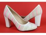 Туфли женские-AL-12.Размеры-35-39