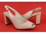 Босоножки женские ALl-253-Розовый.Размеры-37.40.(40-стопа-25 см.)