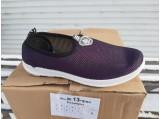 15-Мокасины женские-Ж-13.Фиолетовый.
