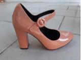 Туфли женские-SLI-LENA MELIANA-N97-B6330-5-Рыжий