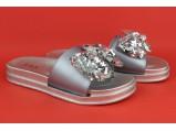Шлёпанцы женские -KS-F92-2.Размеры:41-24.5 см.