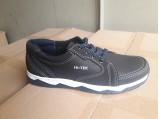 Мужские туфли.3/18-2432-Синий.